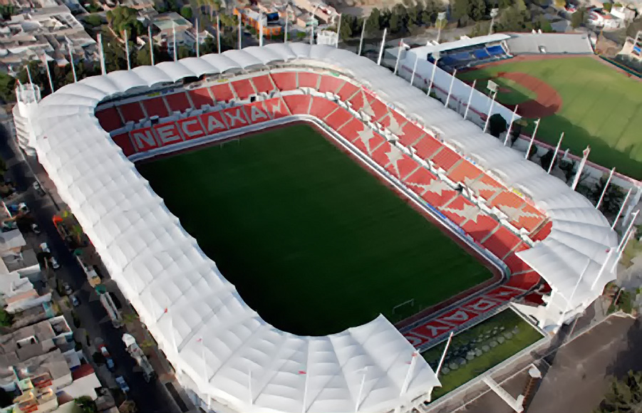 Estadio Omnilife Capacidad Estadio Victoria Capacidad