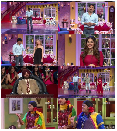 Comedy Nights With Kapil 5th April 2015 Screenshots: