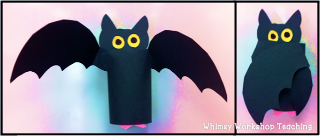 All about easy halloween crafts and activities to use in the primary classroom