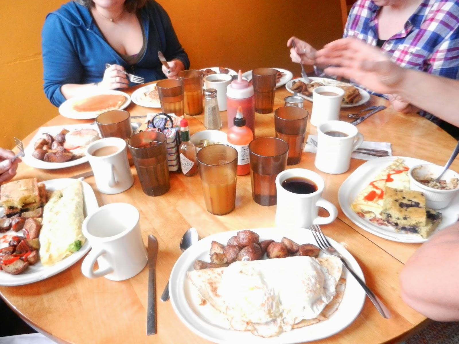StellaBella: Wednesday Food: Bye Bye Portland