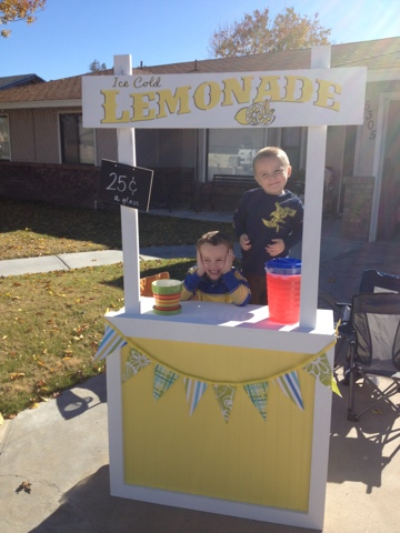 Craftify it collapsible lemonade stand for Kids lemonade stand plans