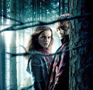 Harry Potter y las Reliquias de la Muerte parte