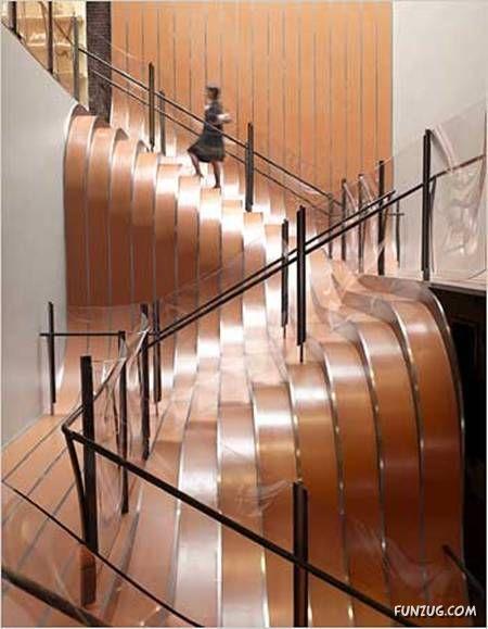 stairways around the world