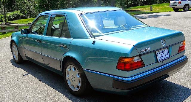 1992 mercedes w124 500e