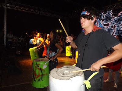 Banda Tribuss na 7ª Imin Matsuri em Birigui - Um Asno