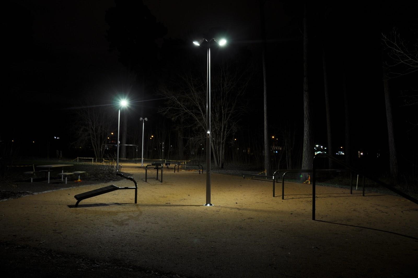 En belysningsplanerare berättar: december 2011