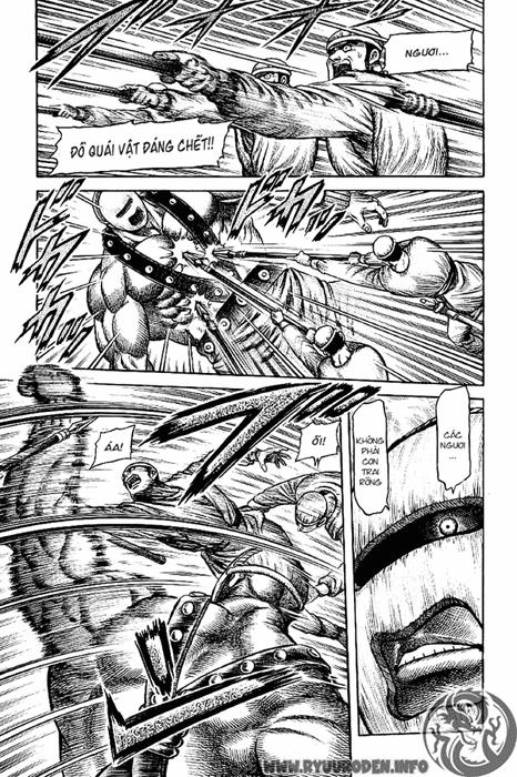 Chú Bé Rồng - Ryuuroden chap 123 - Trang 15
