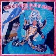 foto da capa do cd sambas de enredo 1990 grupo de acesso