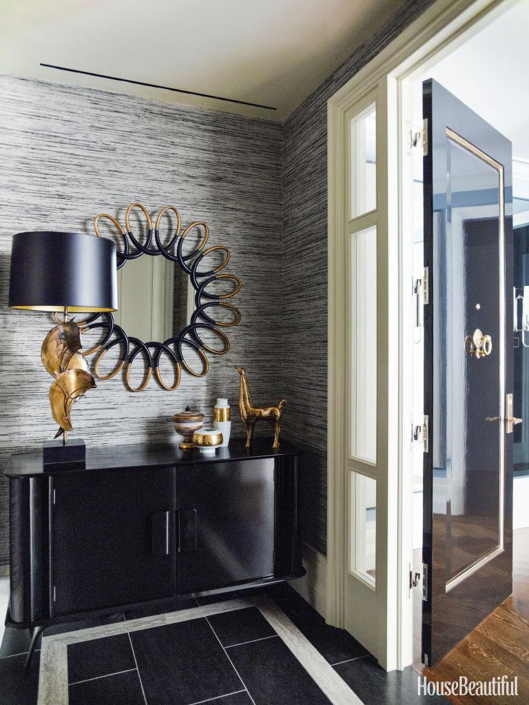 7 modi per fare sembrare il vostro ingresso pi costoso for Arredare ingresso grande