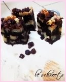 Turtle Brownie Bar