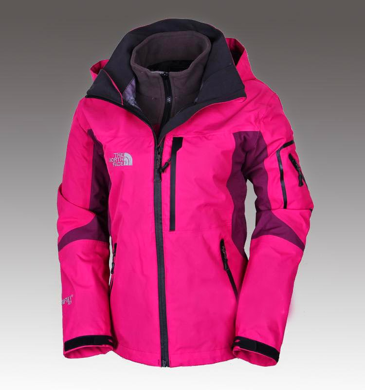 chaquetas replicas north face