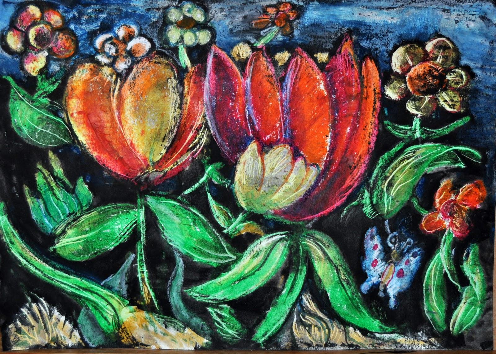 Tecnicas De Pintura Decorativa En Madera