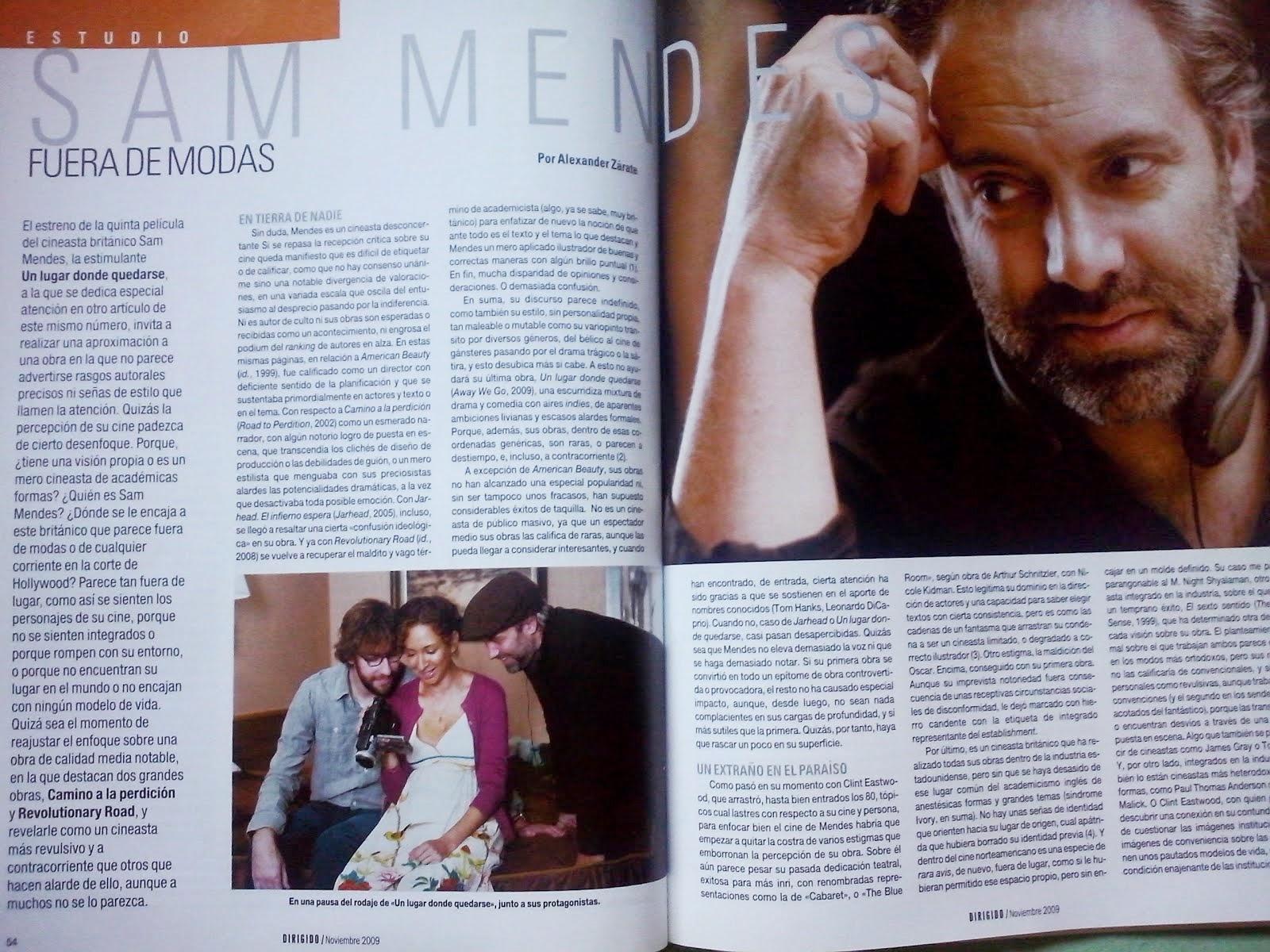 Revista Dirigido Por