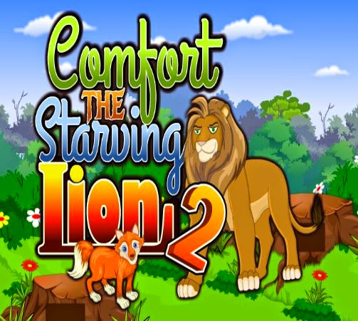 EnaGames Comfort The Starving Lion 2 Walkthrough