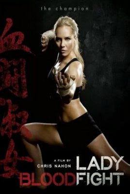 Filme Poster Lady Bloodfight