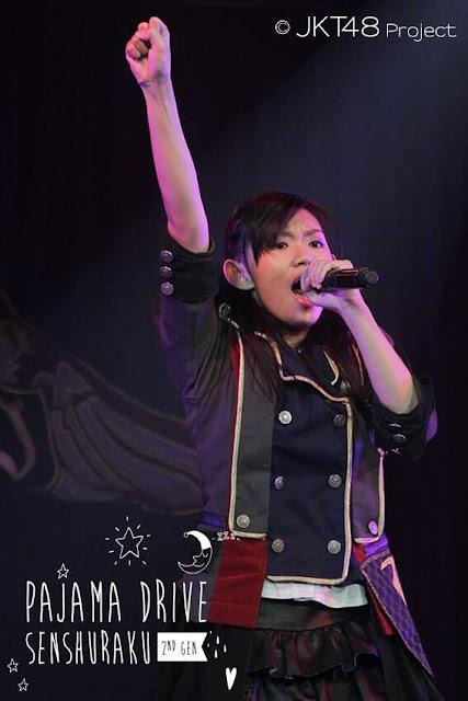 Foto Jennifer HANNA JKT48 Terbaru