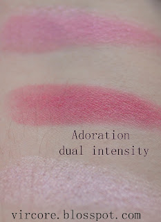 adoration nars dualintesinty blush