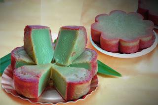 resep kue bolu kemojo khas pekan baru