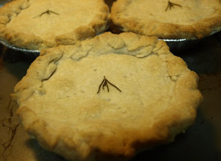 Grannies Pie Crust recipe