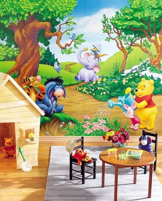 FOR YOUNGER CHILDREN-WINNIE THE POOH + FRIENDS
