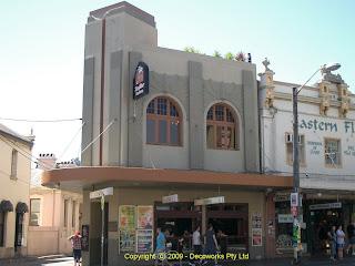 Zanzibar hotel King street facade