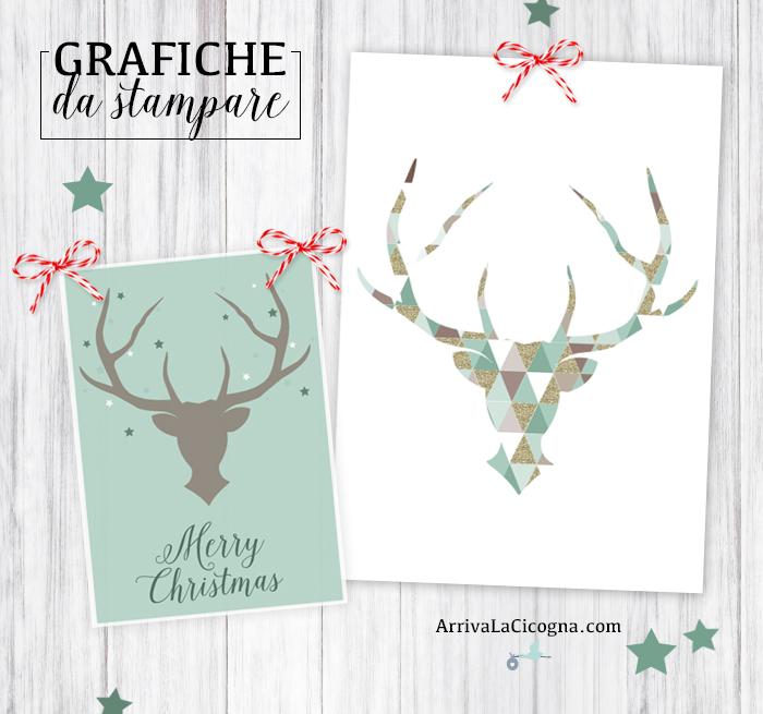 grafiche natalizie da stampare
