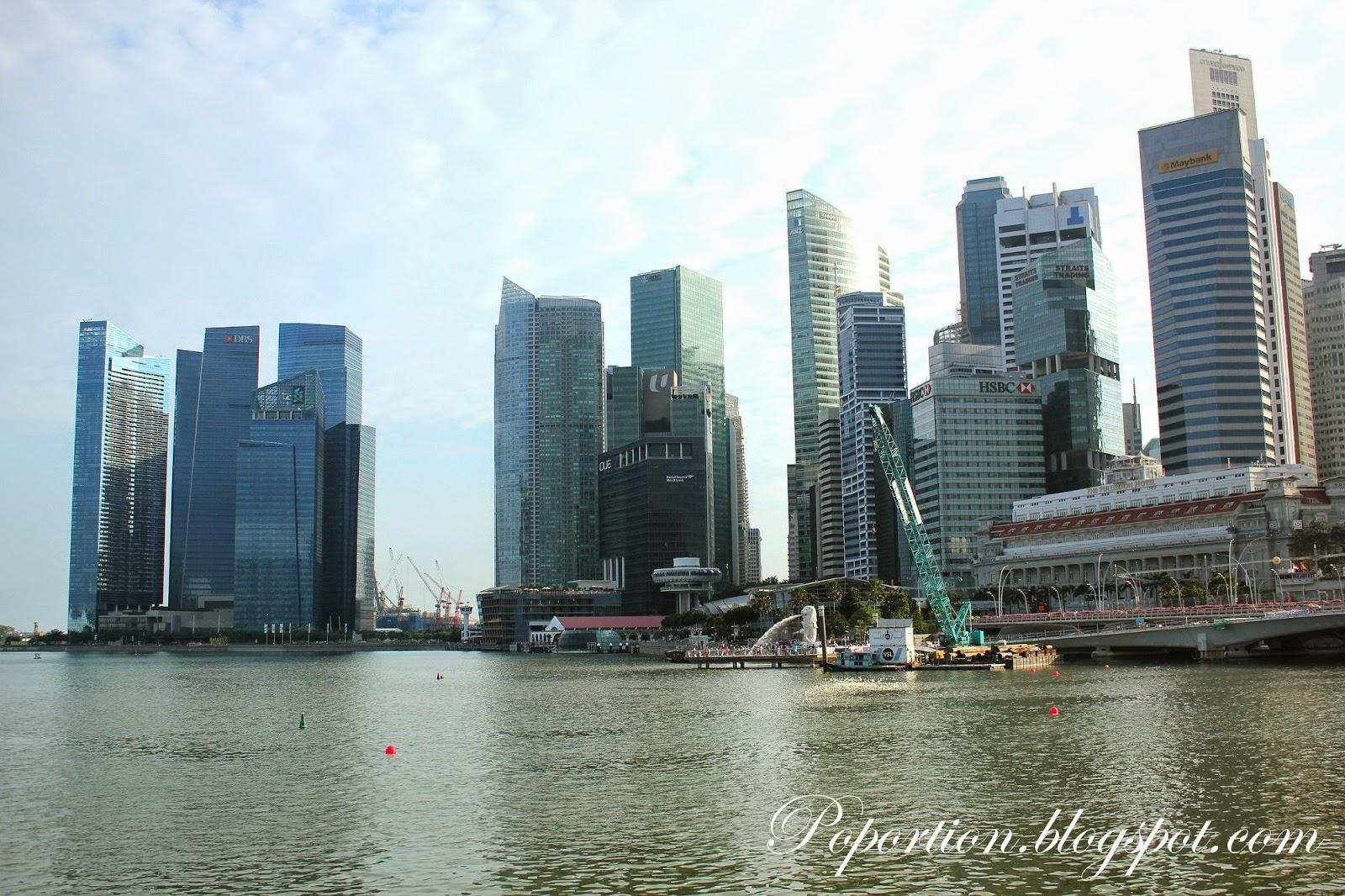 best view scenery singapore