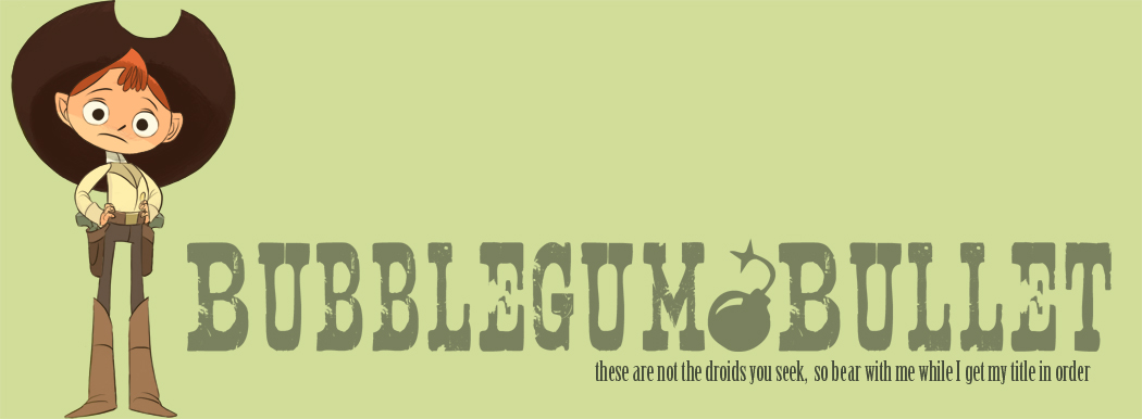 Bubblegum Bullet