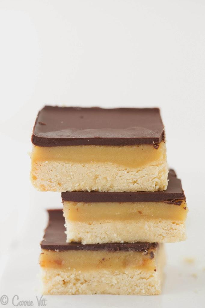 for twix try this homemade twix bars recipe grain free paleo primal ...