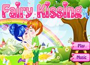 juegos de besar fairy kissing