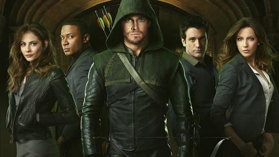 Arrow TV Series Banner