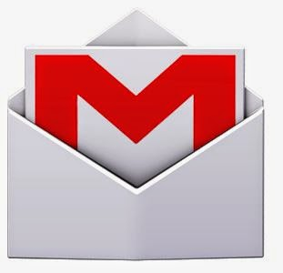 Logo Gmail pour mobile Android