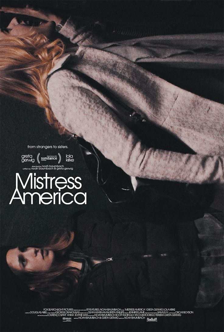 Mistress América – Legendado (2015)