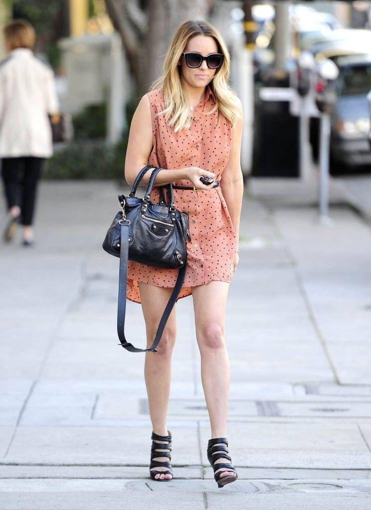 Lauren Conrad Her Life Her Fashion Her Style Lauren Conrad Hits Bonnie Sommerville