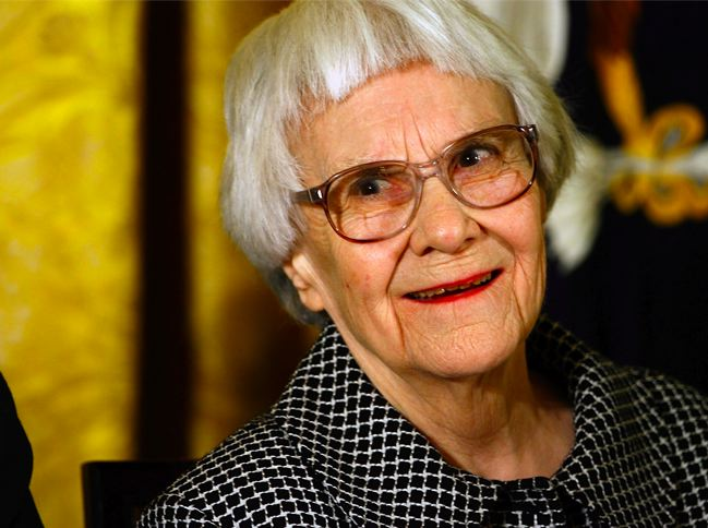 Booklicious: Life Advice from HARPER LEE