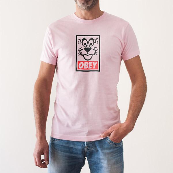 http://www.lolacamisetas.com/es/producto/521/obey-pantera-rosa