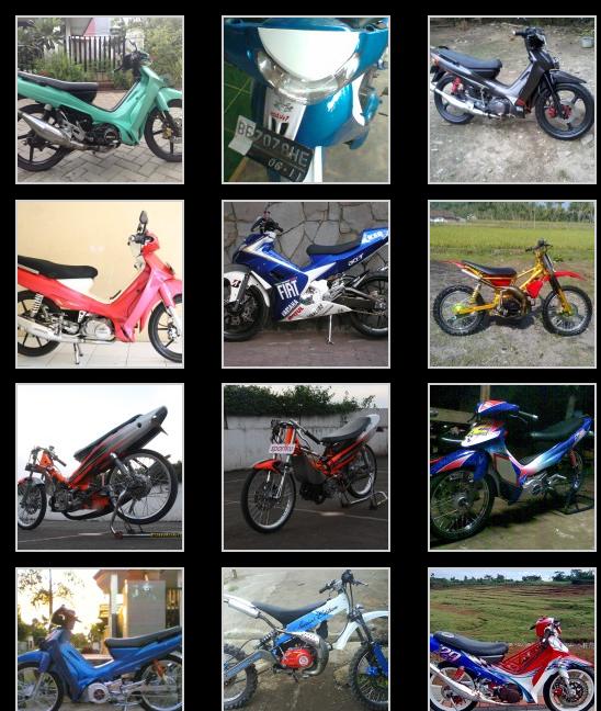 12++ Foto Gambar Modifikasi Motor Yamaha F1ZR Terbaru 2014 ...