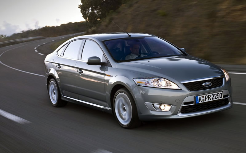 ford mondeo titanium s manual luxury cars. Black Bedroom Furniture Sets. Home Design Ideas