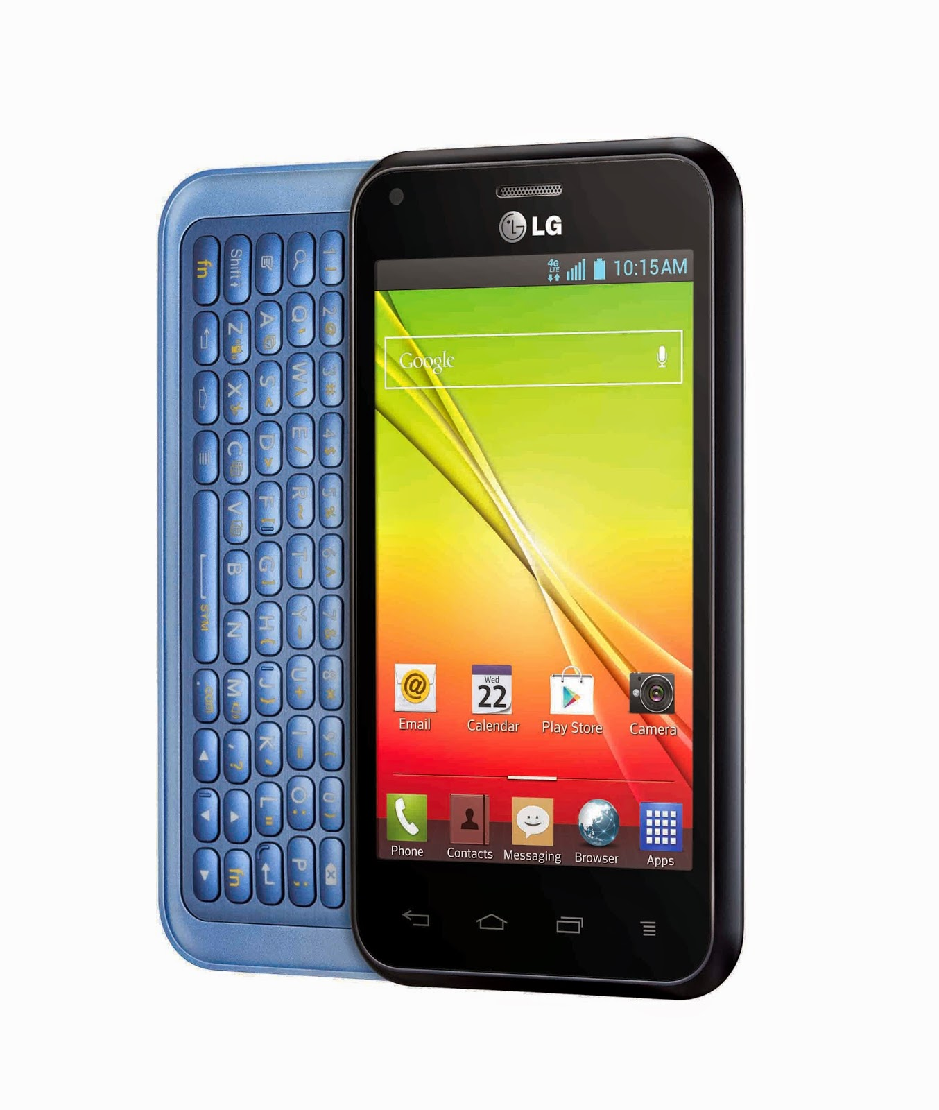 LG Optimus F3Q D520