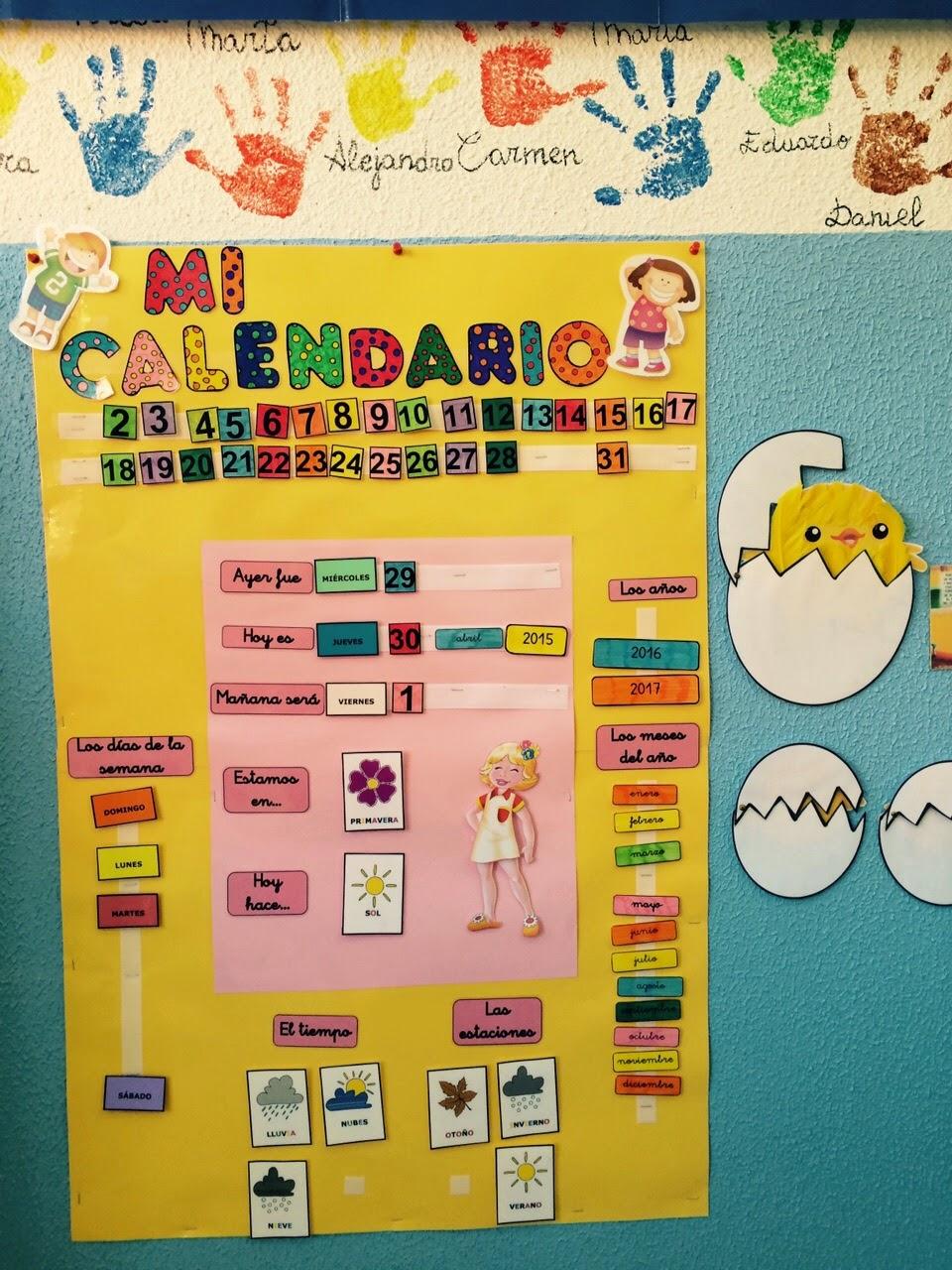 el calendario de ngela