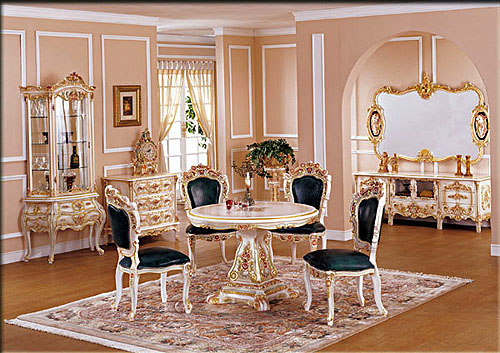 Welcome To Pakistan Furniture And Wood Work In Royal Dining Room