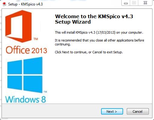 T l charger kms pico v4 3 final activateur pour windows - Activer office professional plus 2013 ...