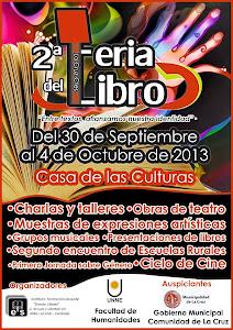 FERIA DEL LIBRO 2013- 30/09- 04/10