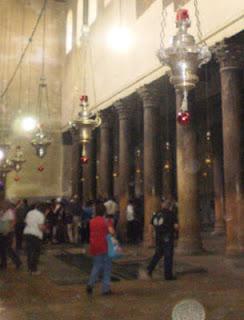Orbe en Templo en Jeresalem