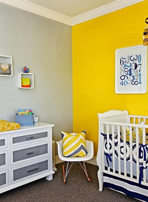 10 ivoree - Habitaciones amarillas ...