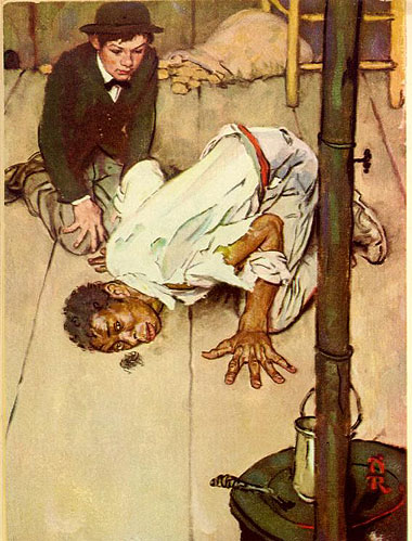 an analysis of the important role of superstition in the novel the adventures of huckleberry finn by Download the role of superstition in twain s the adventures of huckleberry finn and shakespeare s macbeth: a comparative study.
