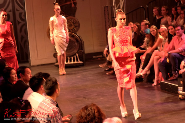 Runway, Raffles College 2012 Graduate Fashion Show Carriageworks, Everleigh Sydney