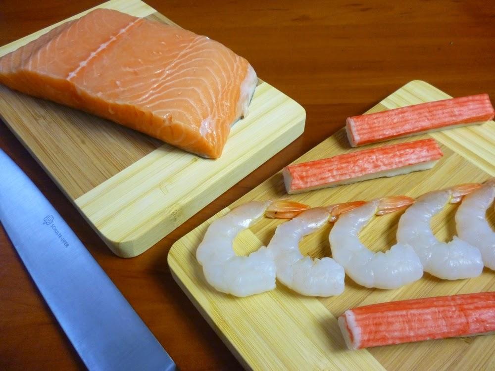 Przepis na sushi - co kupić?