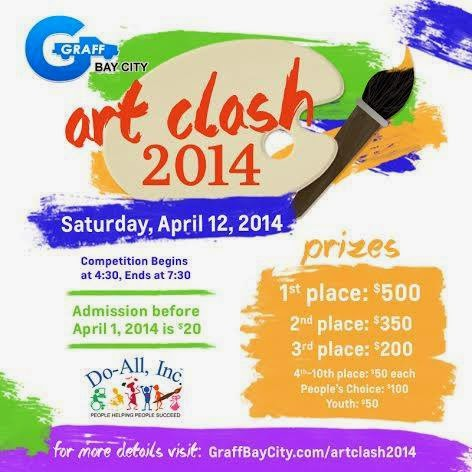 Get Your ArtClash 2014 Tickets