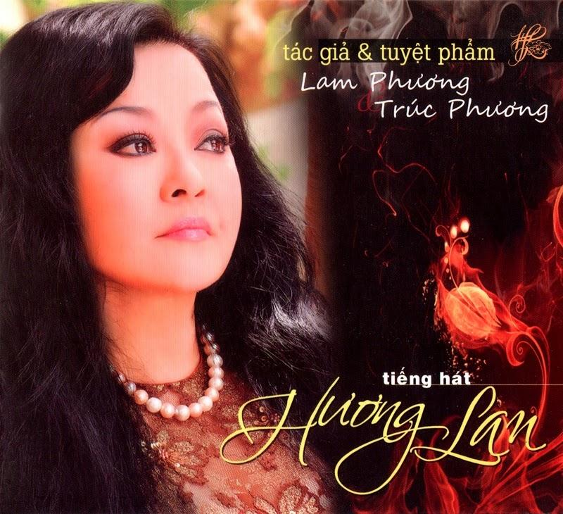 Hương Lan CD - Tuyệt Phẩm Lam Phương, Trúc Phương (NRG)